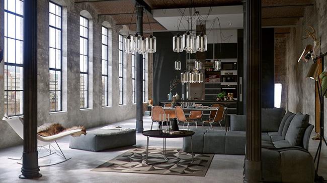 Тренды мебели в современном интерьере