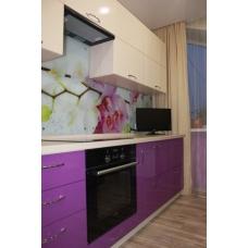 Кухня с фасадами МДФ Пленка