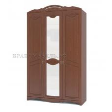 "Шкаф распашной 3-х дверный ""Лотос"""